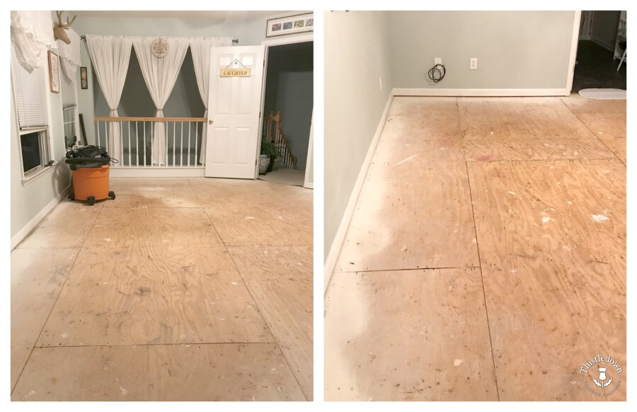 Subfloor The Potential That S Hiding Under That Nasty