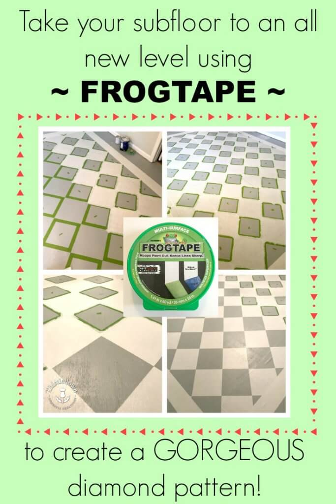 Take your subfloor to a whole new level!